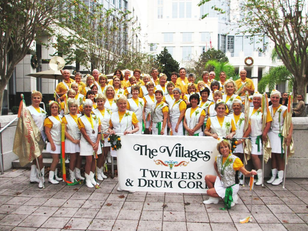 The Villages Twirlers (Village Twirlers)